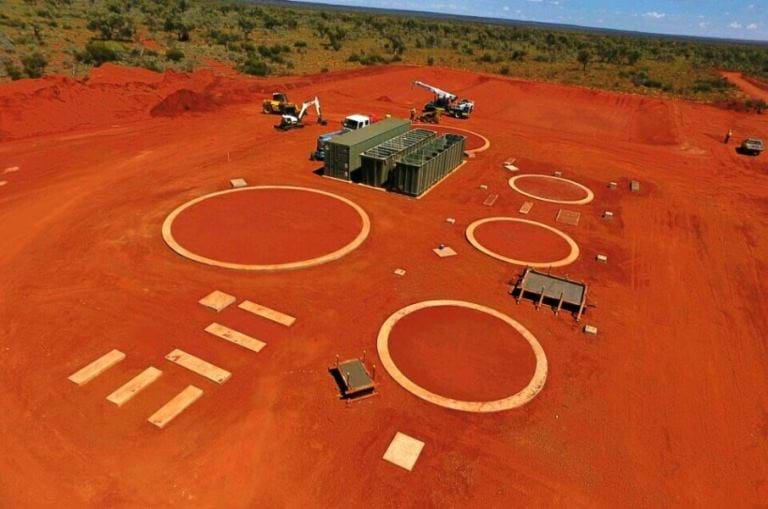 The contract is for the Gruyere Gold Project in Western Australia