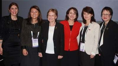 IChemE members honoured at Chemeca 2017
