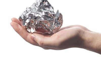 Turning dirty foil into useful catalysts