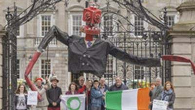 Ireland bans onshore fracking