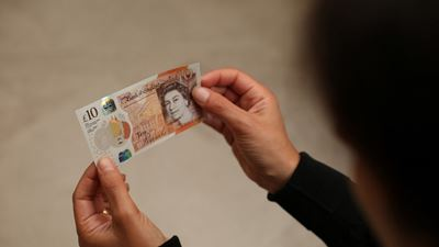 Bank notes to retain animal fat