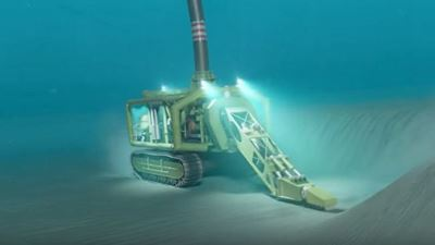 New Zealand offshore mining approved