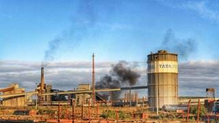 Tata Steel fined £1m for toxic release