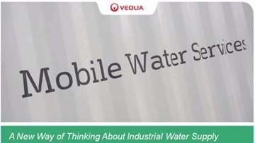 A New Way of Thinking about Industrial Water Supply – Veolia Water Technologies Share Their Vision