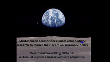 Climate Remediation - a Plan B for Climate Change