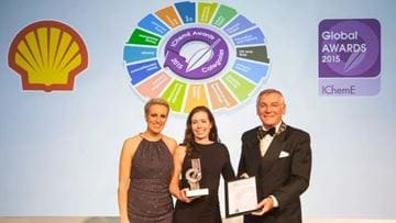 IChemE's Global Awards 2015