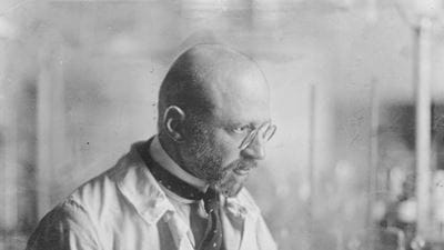 Fritz Haber and Carl Bosch – Feed the World