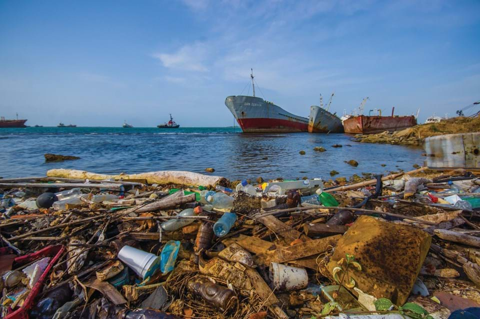 Turning Ocean Trash Into Cash Features The Chemical