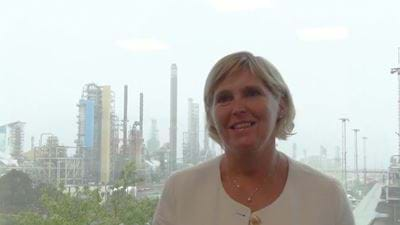 Gassnova's Trude Sundset on the importance of CCS
