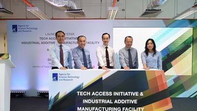 Singapore launches Tech Access Initiative