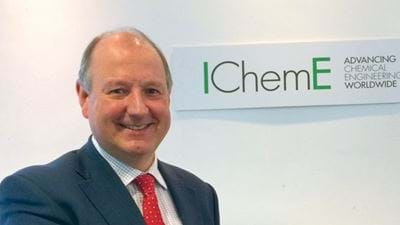 IChemE confirms new CEO, Jon Prichard