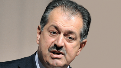 Liveris to leave Dow for battery firm Novonix