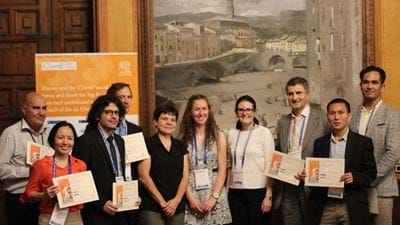 IChemE's top journal reviewers recognised at WCCE10