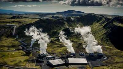 Climeworks opens direct air capture plant in Iceland