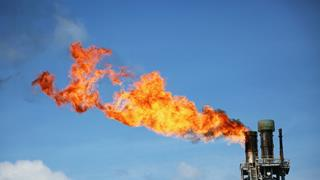 Natural gas emissions threaten EU carbon budget