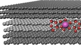 2D materials with 'smallest possible' holes sieve salt from seawater