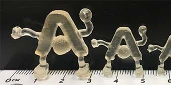 3D printing of catalysts