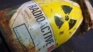 Cutting long-lived nuclear waste