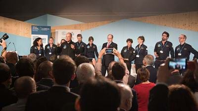 Solar Impulse wants 1,000 climate change solutions