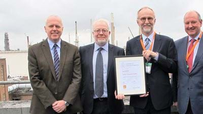 ExxonMobil made gold partner