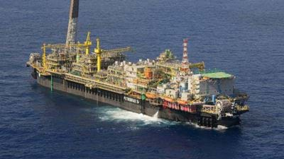 Statoil buys 25% of Brazil's Roncador field