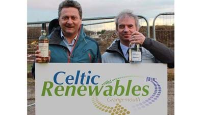 Celtic Renewables to build whisky biofuels plant