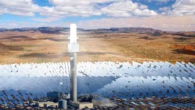 Aurora solar thermal plant approved in South Australia