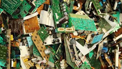 Dell turns e-waste gold into jewellery and new boards