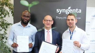 Syngenta becomes Silver Corporate Partner