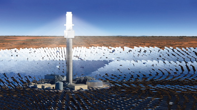 South Australia to host world-scale solar thermal plant