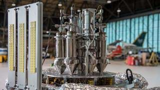 Fission reactor in development for future space travel