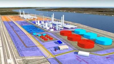 CB&I to design world's largest methanol plant