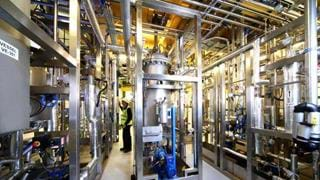 Green glycidol pilot plant in the UK