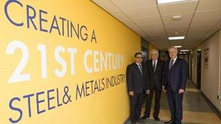 New steel and metal research institute for Swansea University
