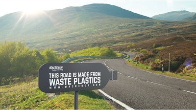 Rubbish Roads