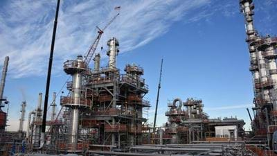 Shell shows scale of work underway at Geismar expansion