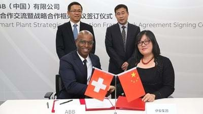 ABB signs deal with Yitai Group