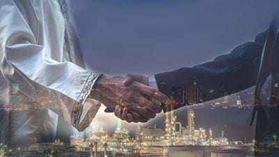 Saudi Aramco signs deal with Indian consortium for new refinery