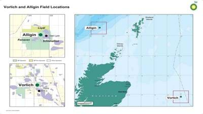 BP announces two new North Sea developments