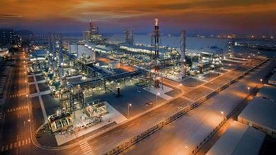 Abu Dhabi outlines US$45bn plan to become key downstream chemicals player