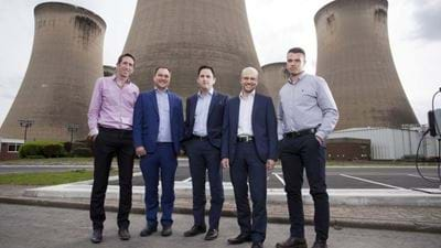 Drax will host Europe's first bioenergy CCS project