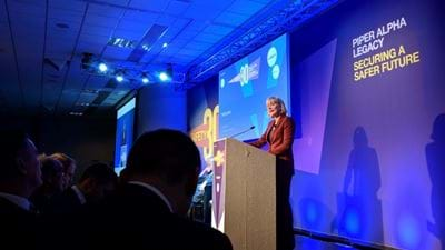 Piper Alpha conference: oil industry urged to maintain a chronic sense of unease