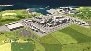 UK government considers investment in new nuclear power plant in Wales