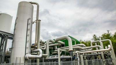 World's first liquid air storage plant opens