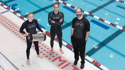 Blubber breakthrough: MIT engineers increase wetsuit survivability