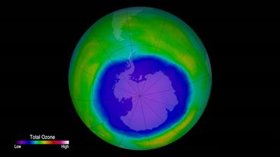 Chinese insulation production thought to be source of rise in ozone-damaging chemical