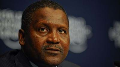 Flooding causes damage to Dangote refinery