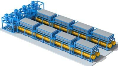 Thyssenkrupp develops new industrial-scale water electrolysis units to produce green hydrogen