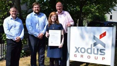 IChemE Silver Corporate Partner Award for Xodus Group