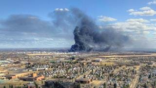 Worn valve may have caused Husky refinery blast